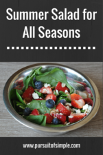 Summer Salad for All Seasons