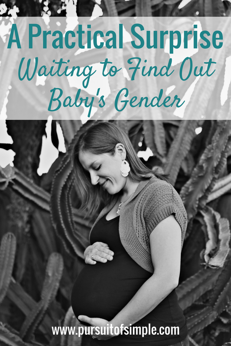 Waiting to Find Out Baby's Gender