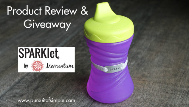 Product Review & Giveaway: SPARKlets by Momentum