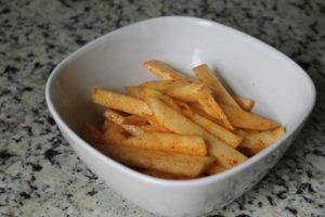 Danny's Four Ingredient Jicama