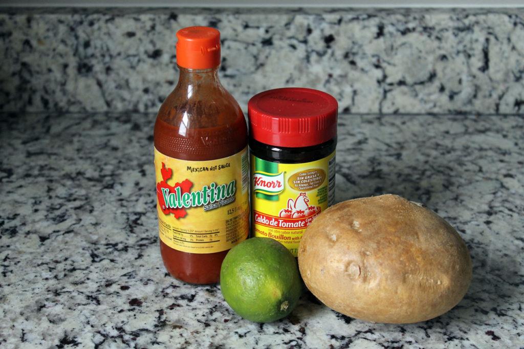 Jicama Ingredients